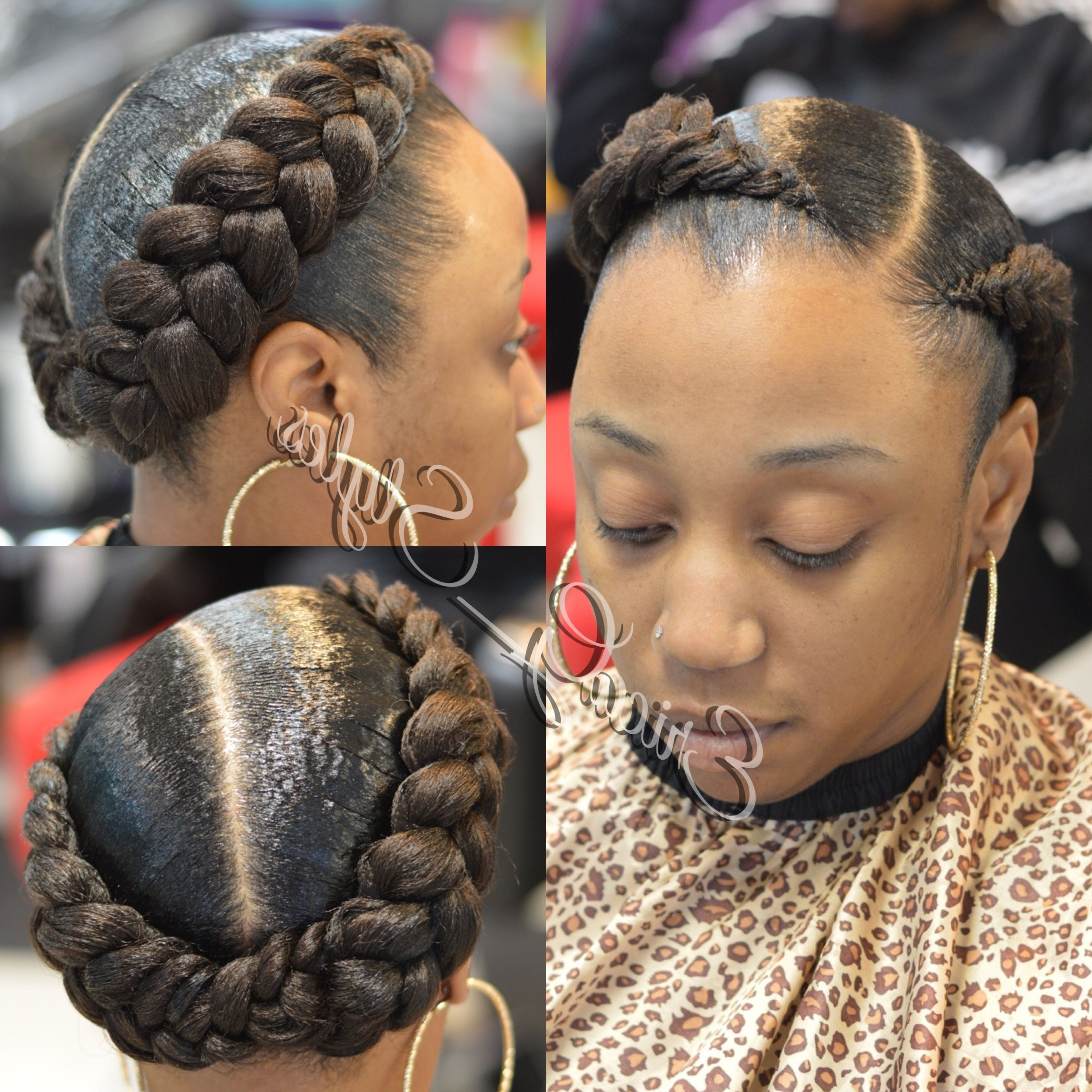 Popular Cornrows Hairstyles That Cover Forehead For Email Karriebradshaw@icloud For Sample Of Free Hair Growth Oil (View 12 of 15)