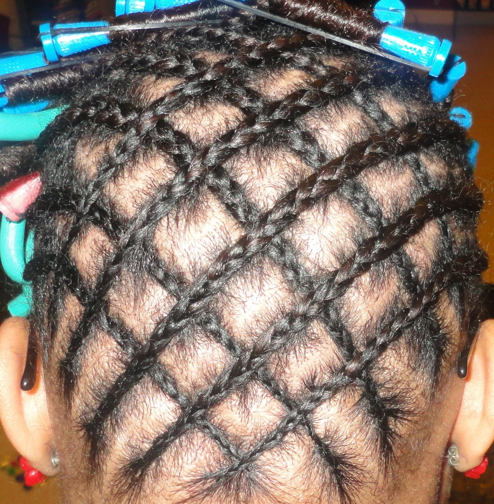 Popular Mohawk With Criss Crossed Braids For Criss Cross Braids – Youtube (View 10 of 15)