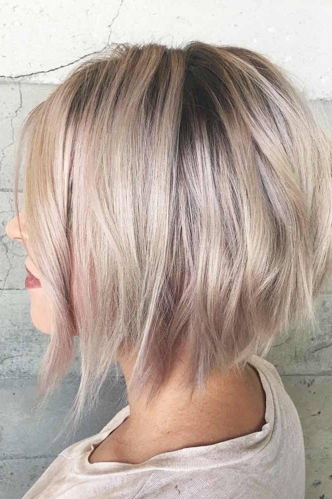 Popular Pastel And Ash Pixie Haircuts With Fused Layers Pertaining To 15 Cute Short Hairstyles For Women To Look Adorable (View 12 of 15)