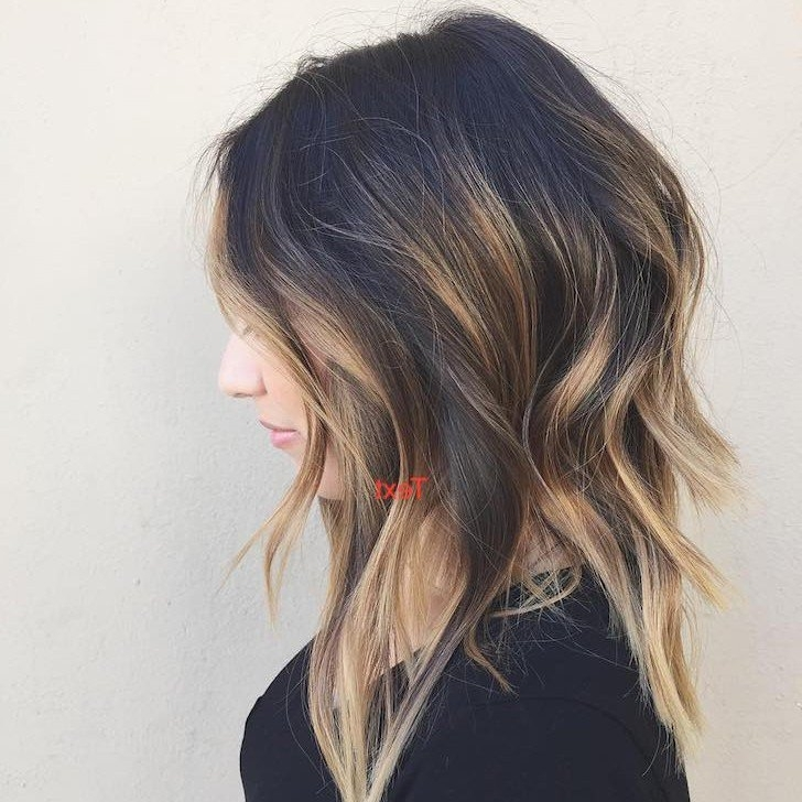 Popular Piece Y Haircuts With Subtle Balayage For 40 Best Bob Haircuts And Hairstyles In  (View 8 of 15)