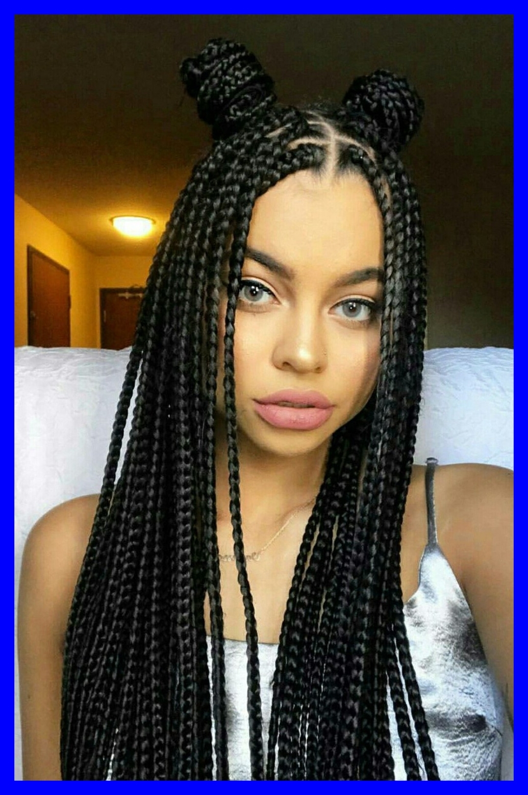 Preferred Box Braids And Cornrows Mohawk Hairstyles Regarding Stunning Transform Large Box Braids Hairstyles On How Wash My Of (View 12 of 15)
