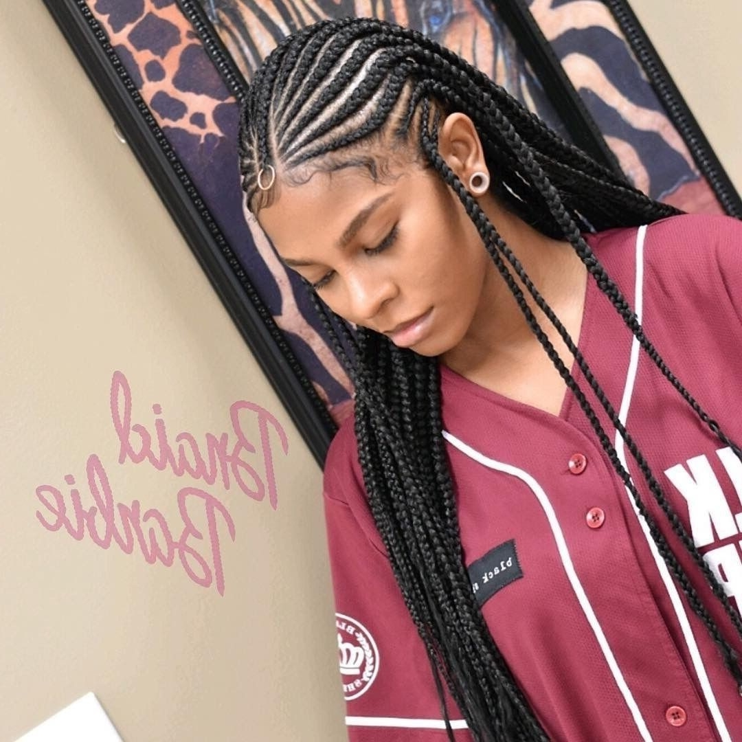 Preferred Chunky Cornrows Hairstyles For Black Hairstyles Cornrows Pictures Beautiful Natural Hair Styles (View 13 of 15)