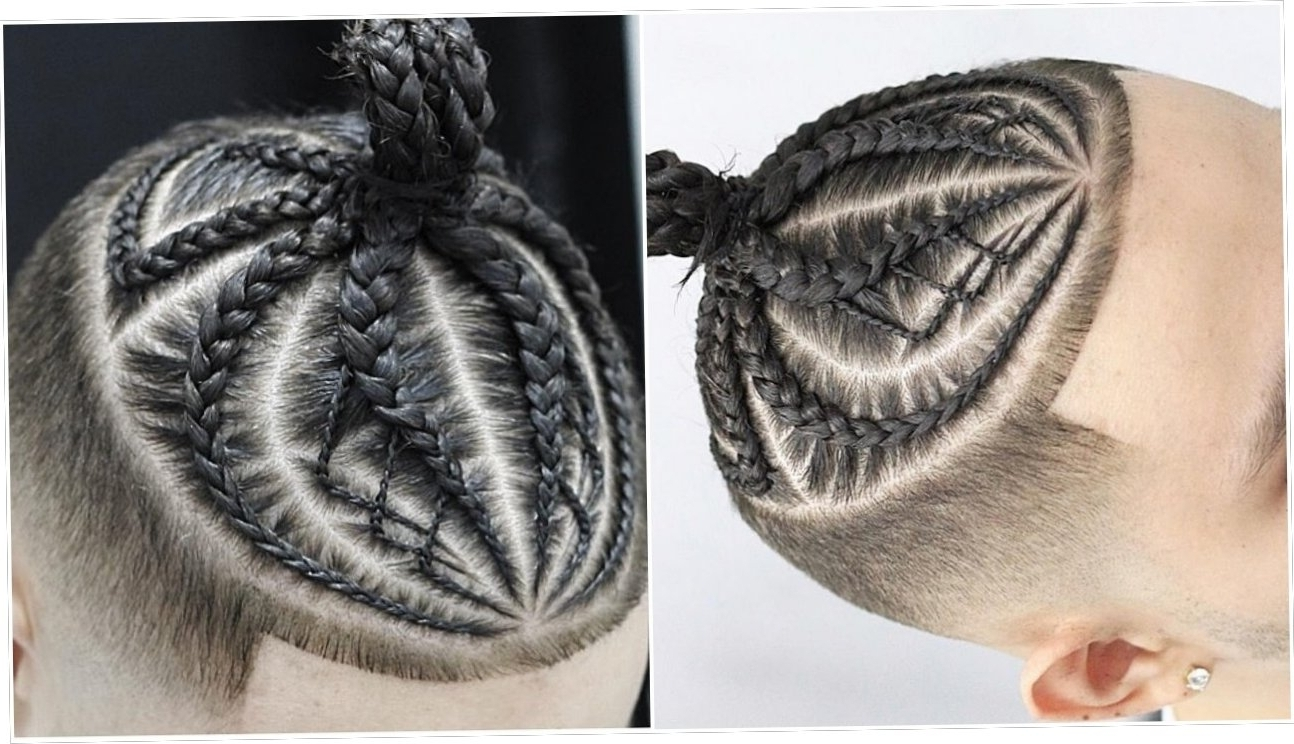 Preferred Cornrows Hairstyles For Guys Pertaining To Braids For Men's , Cornrows Braided Hairstyles For Guys Latest (View 3 of 15)