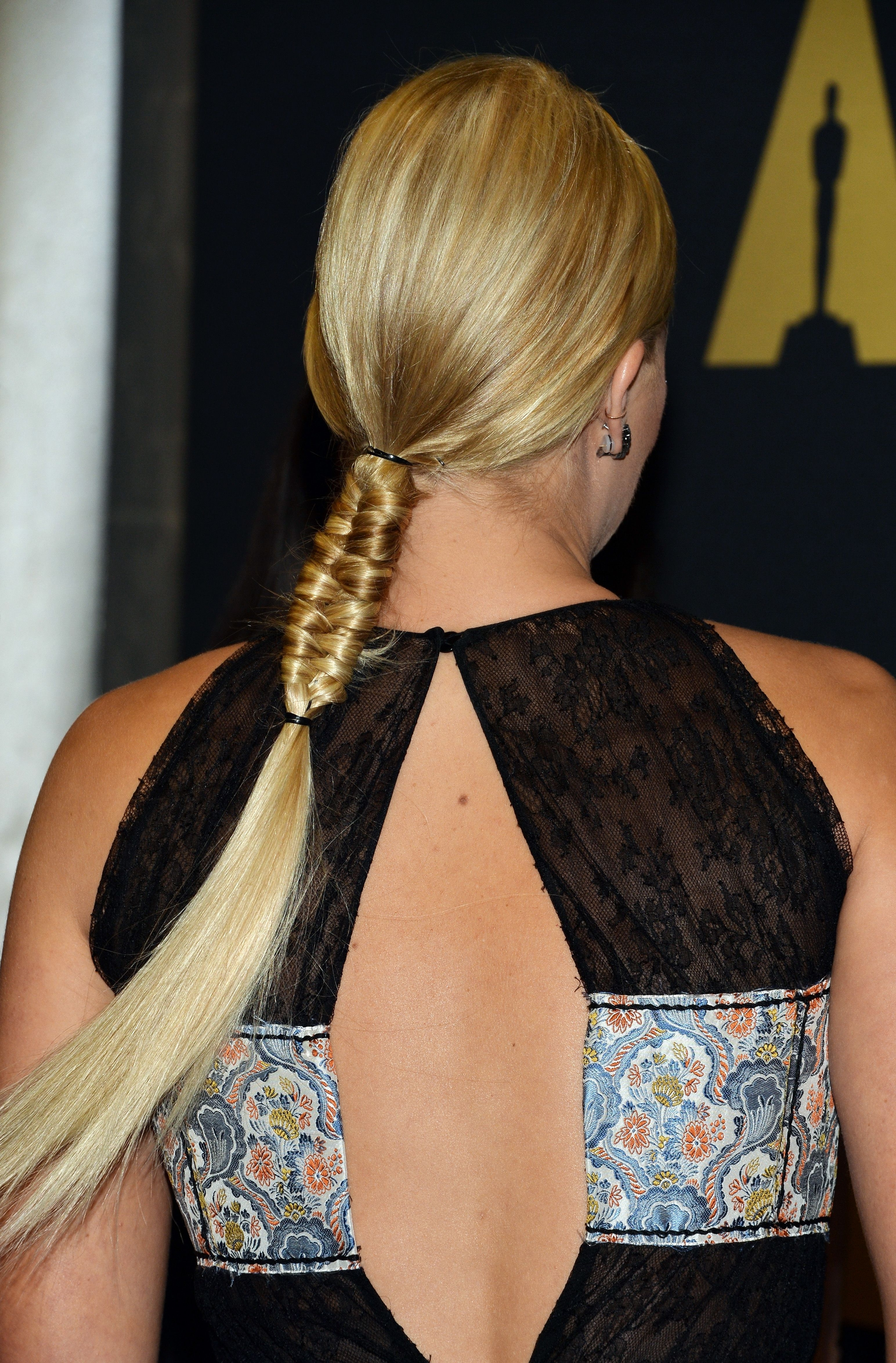 Preferred Pair Of Braids With Wrapped Ponytail In 60 Easy Braided Hairstyles – Cool Braid How To's & Ideas (View 14 of 15)