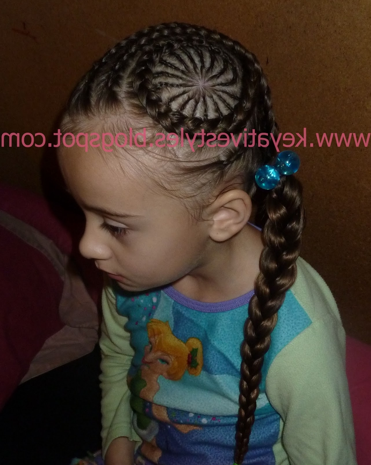 Recent Crazy Cornrows Hairstyles For Keyative Styles: November (View 12 of 15)