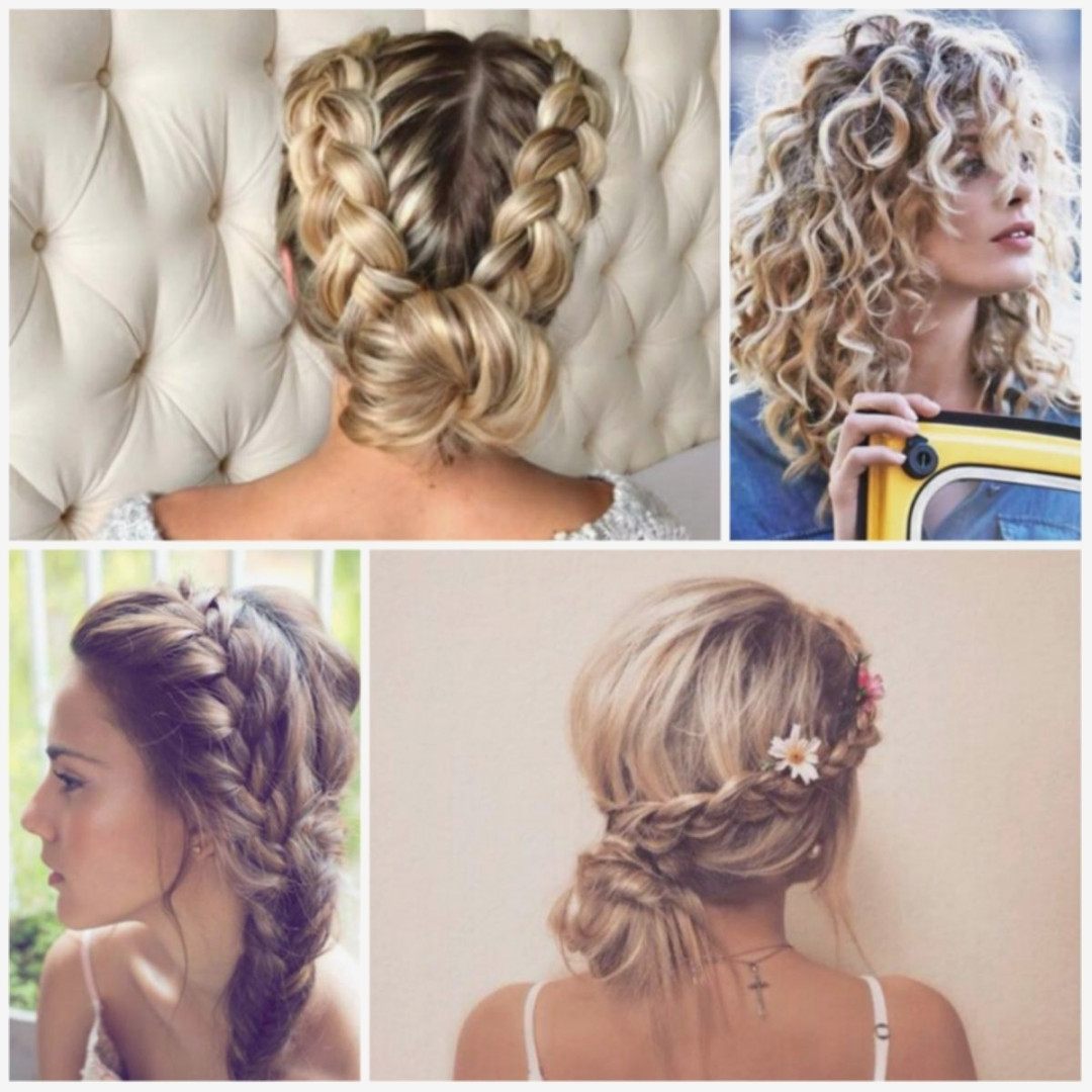 Recent French Braid Hairstyles With Curls Pertaining To French Braid Curly Hair French Braids Hairstyles Cute – Hairstyle (View 11 of 15)