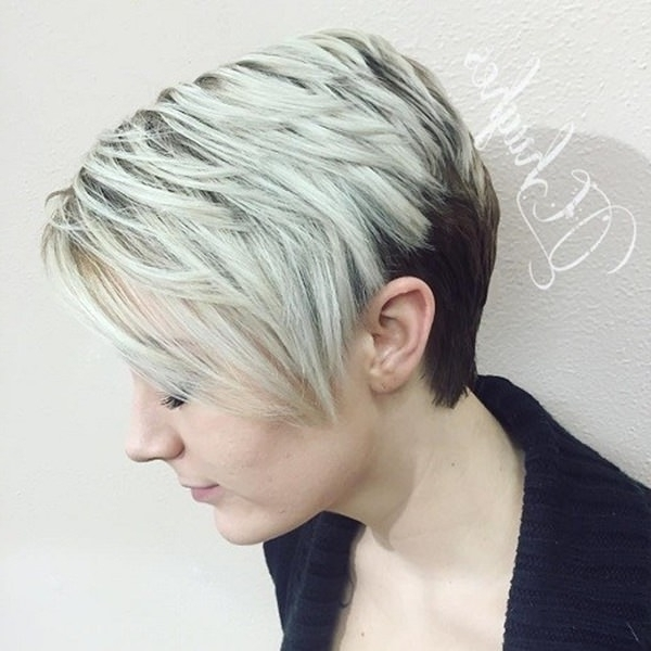 Recent Pixie Wedge Haircuts With Regard To 36 Extraordinary Wedge Hairstyles For Your Next Amazing Style (View 2 of 15)