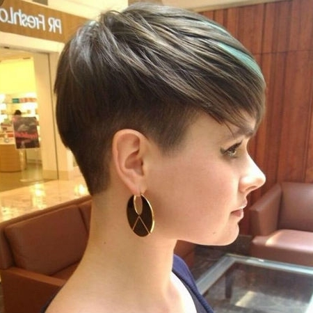 Recent Undercut Pixie Intended For 7 Easy Steps To Growing Out An Undercut (View 10 of 15)