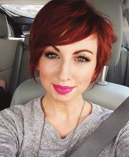 Red Pixie, Pixie (View 12 of 15)