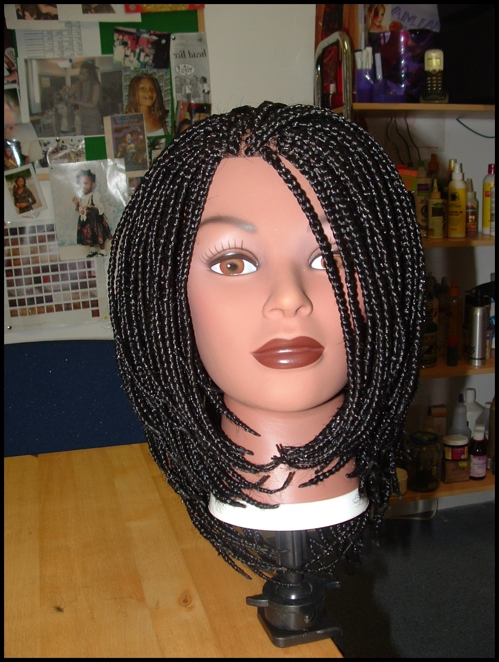 Short Bob Braids Hairstyles – Dhairstyles In Most Recently Released Short Braided Hairstyles (View 13 of 15)