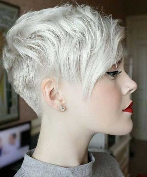 Short Hairstyles 2017 –  (View 13 of 15)