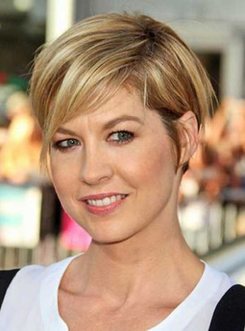Short Hairstyles 2017 – 2018 With Well Known Pixie Wedge Haircuts (View 14 of 15)