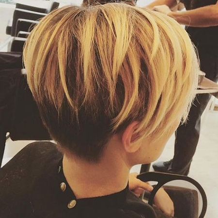 Short Hairstyles & Haircuts (View 13 of 15)