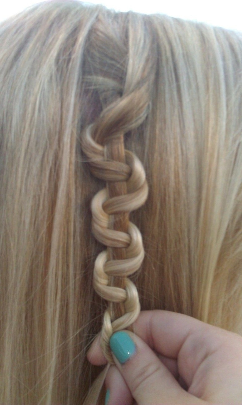 Snake Braid #hair #style (View 6 of 15)