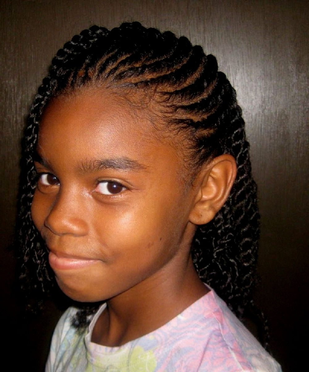 South African Braids Hairstyles – Hairstyles Inspiring Within 2018 South African Braided Hairstyles (View 6 of 15)