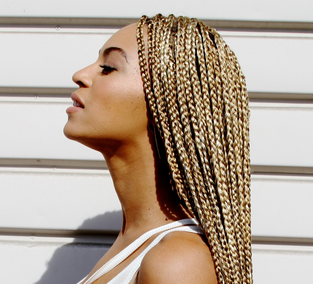 Stylecaster Intended For Popular Cornrows Hairstyles With White Color (View 11 of 15)
