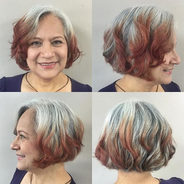 Styles Weekly Within Popular Reverse Gray Ombre For Short Hair (View 2 of 15)