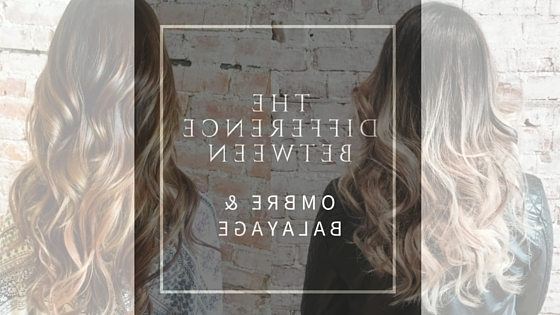 The Difference Between Ombre And Balayage (View 10 of 15)