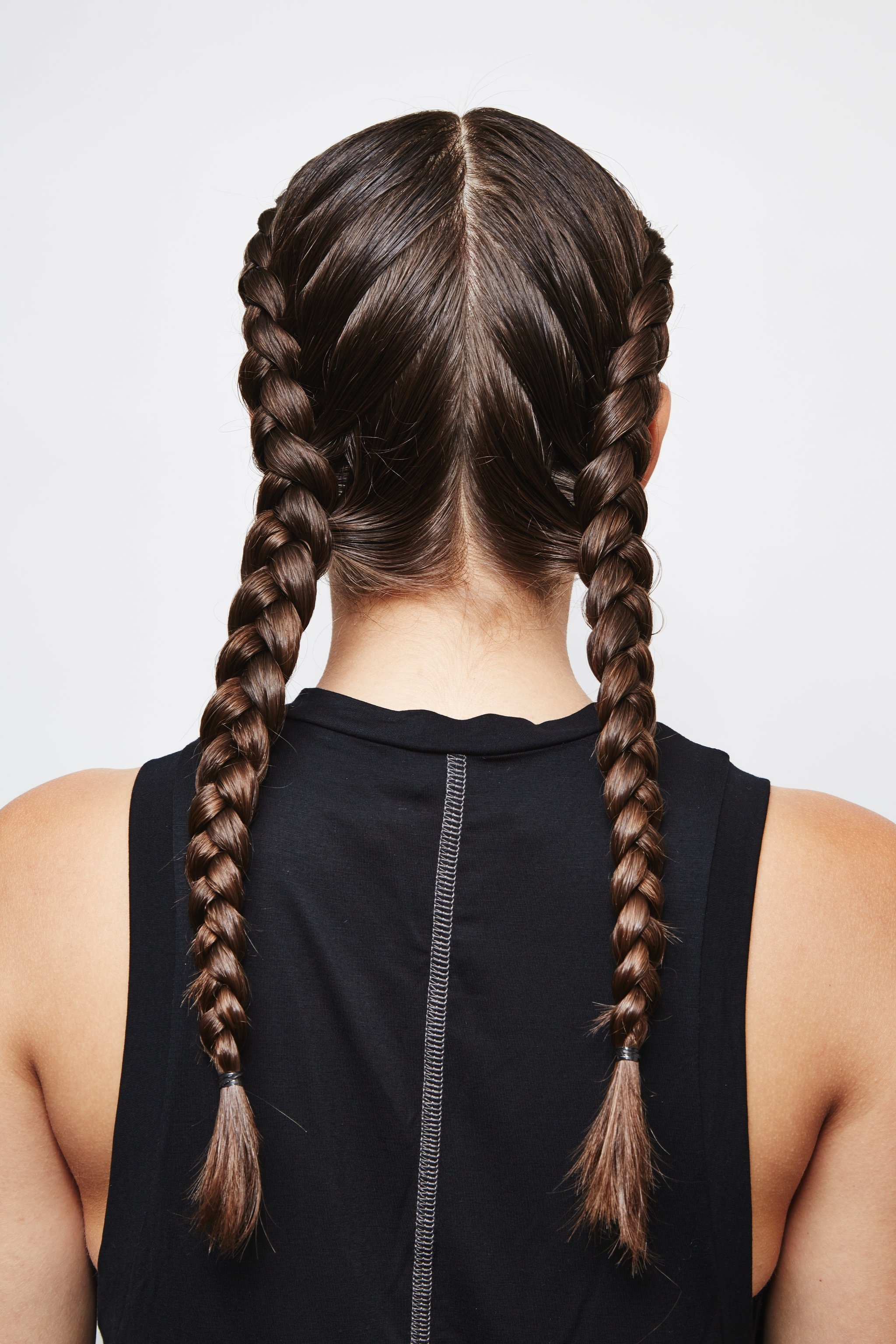 The History Of The French Braid (View 2 of 15)