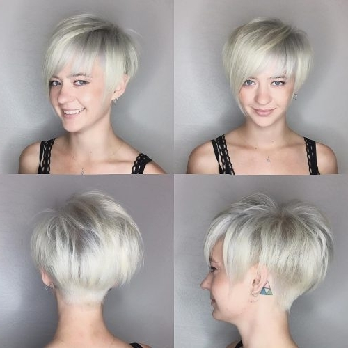 The Short Pixie Cut – 39 Great Haircuts You'll See For 2018 With Most Popular Sassy Pixie For Fine Hair (View 14 of 15)