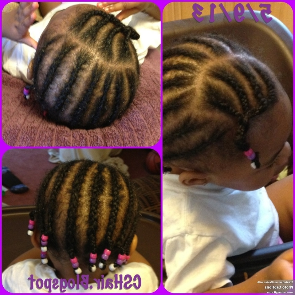 Toddler Hairstyles For Little (View 12 of 15)