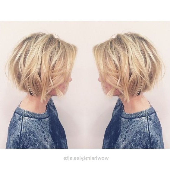 Trendy Balayage Pixie Haircuts With Tiered Layers In Layered, Short Bob Haircut – Balayage Short Hairstyles For Women (View 13 of 15)