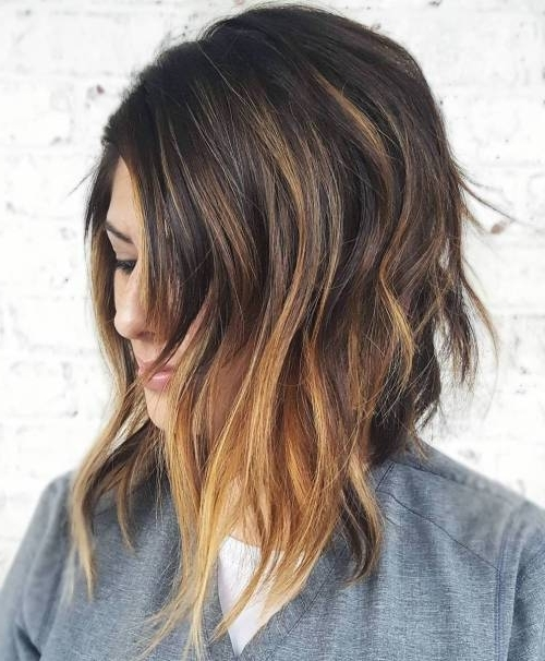 Trendy Piece Y Haircuts With Subtle Balayage Throughout Top Haircuts Design For Girls (View 13 of 15)