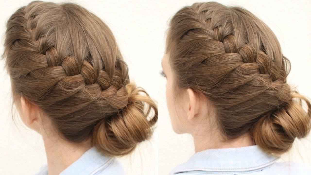 Updo Hairstyles (View 14 of 15)