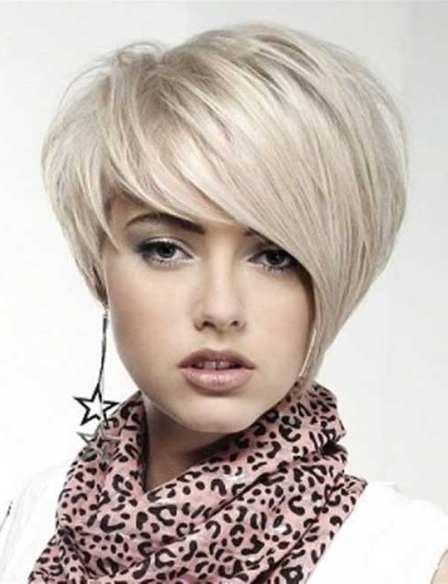 Wedge Hairstyles For Short Hair (View 11 of 15)