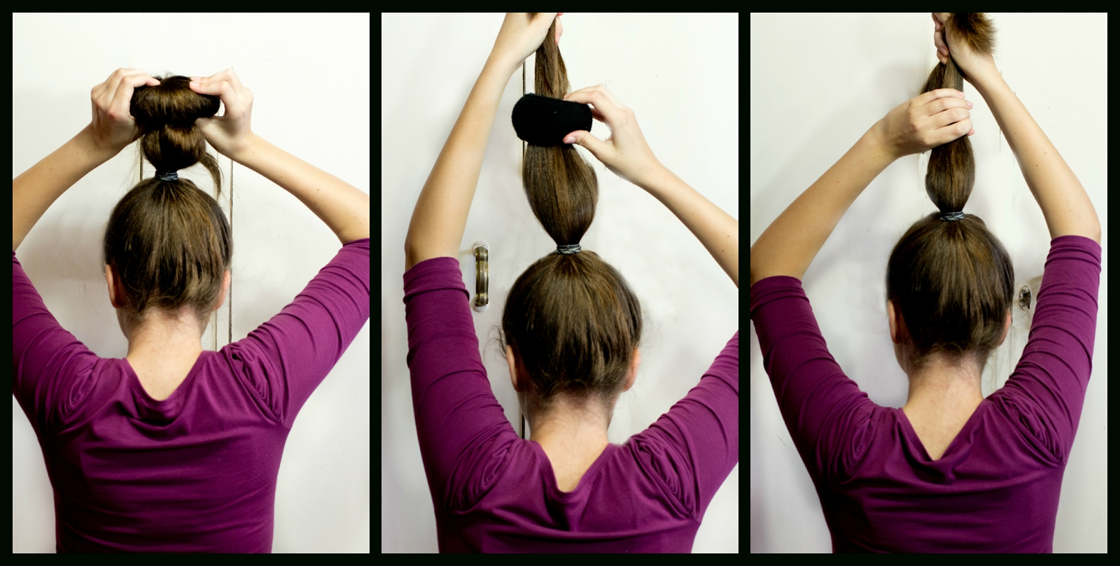 Well Known Braid Into Sock Bun Throughout 5 Ways To Use Braids In A Sock Bun – The Original Mane 'n Tail (View 14 of 15)