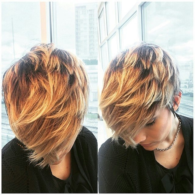 Well Known Pastel And Ash Pixie Haircuts With Fused Layers With Regard To 21 Stunning Long Pixie Cuts – Short Haircut Ideas For  (View 14 of 15)