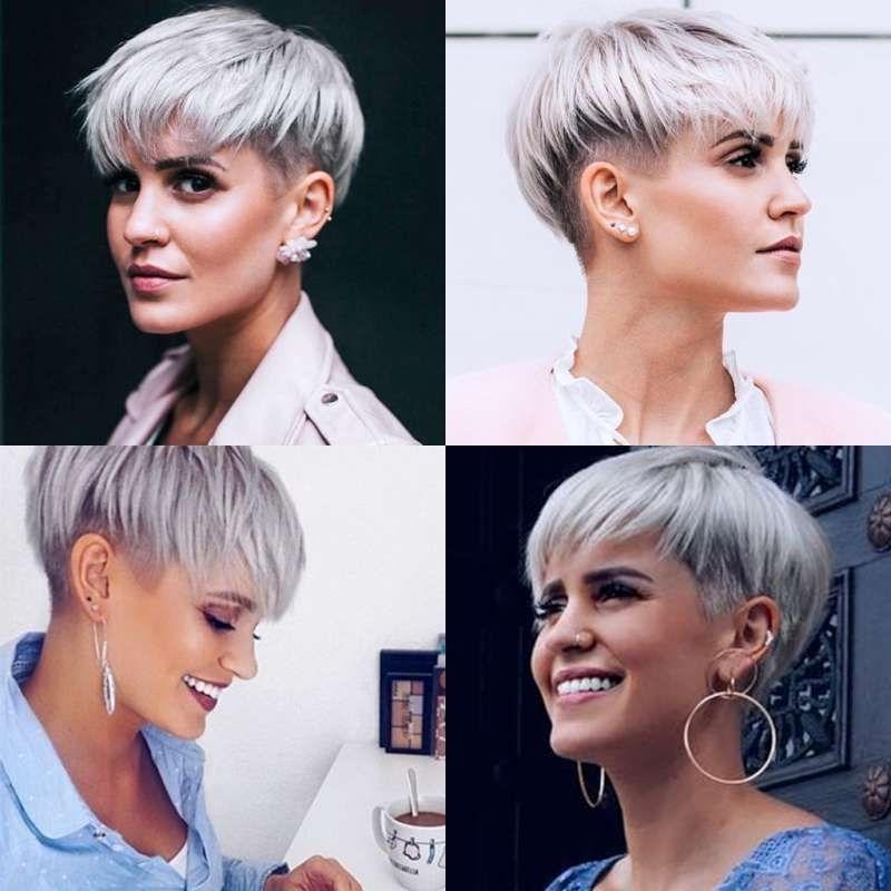 Well Known Pixie Wedge Haircuts Regarding Madeleine Short Hairstyles – (View 10 of 15)