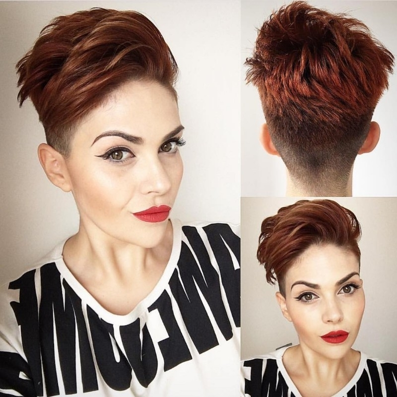 Featured Photo of Undercut Pixie