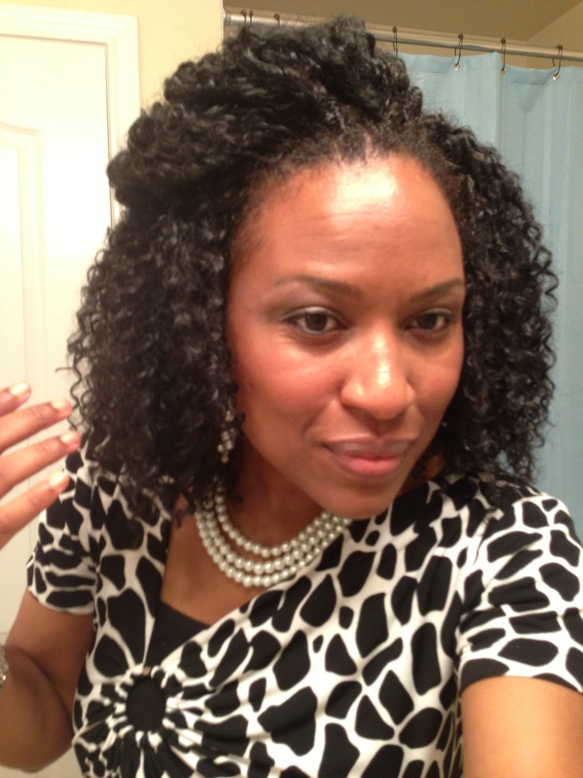 Well Liked Cornrows And Curls Hairstyles Throughout Healthy Happy Hair: Get Maximum Wear Out Of Your Crochet Braids:my (View 15 of 15)