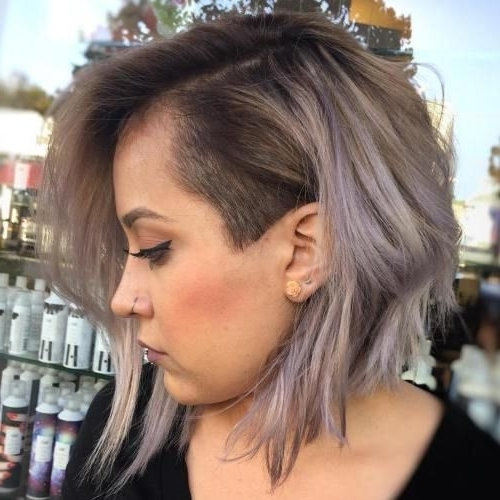Well Liked Pixie Bob Haircuts With Temple Undercut Within 50 Women's Undercut Hairstyles To Make A Real Statement (View 15 of 15)
