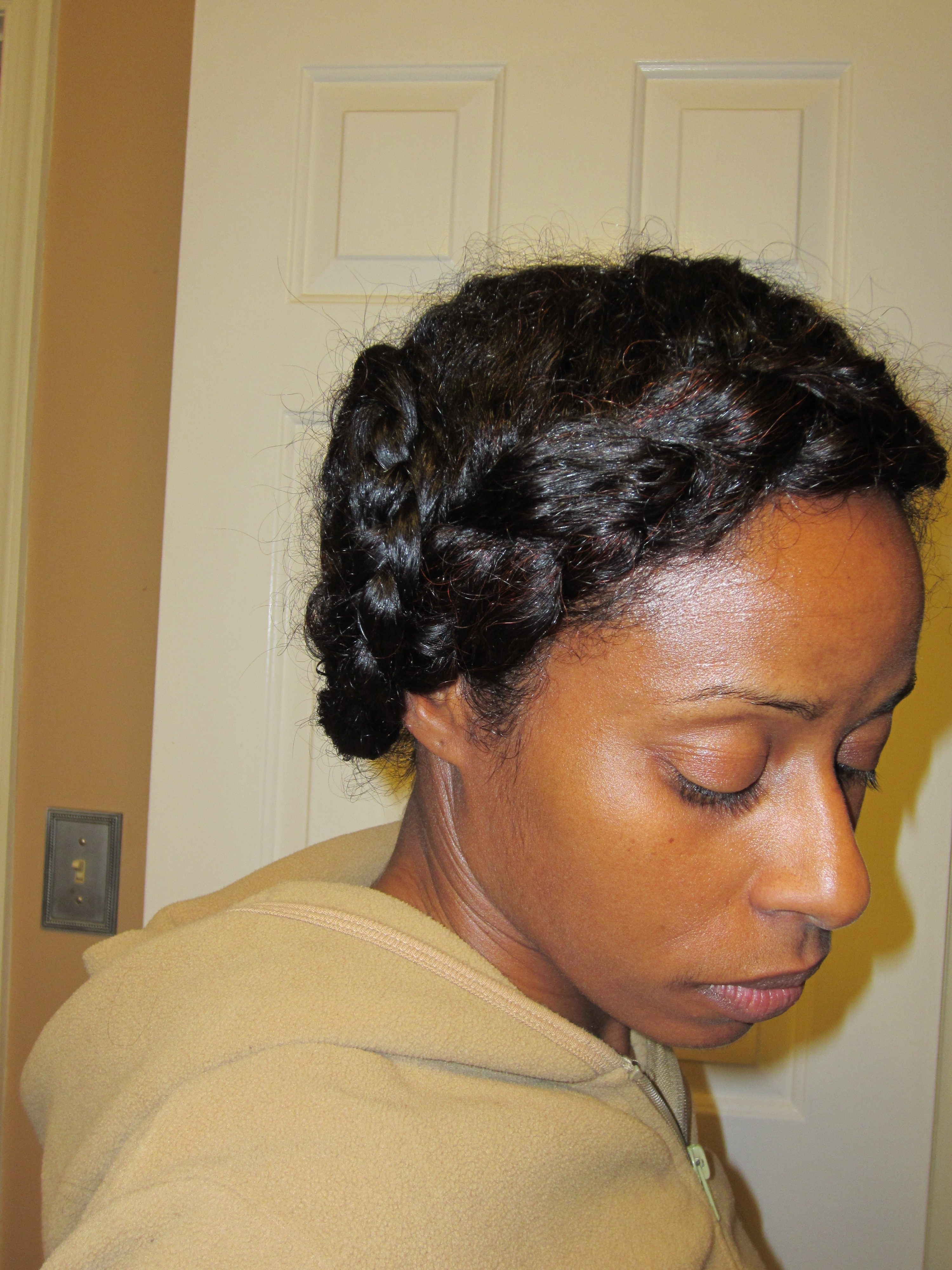 Well Liked Spirals Rolled Braided Updo Intended For Styles (View 15 of 15)