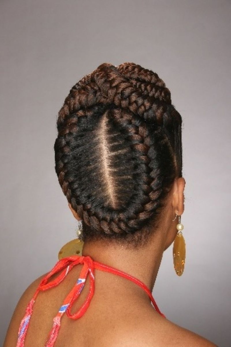 Why Are Braided Hairstyles Healthy For Your Hair? – Living Charm With Newest Crazy Cornrows Hairstyles (View 6 of 15)