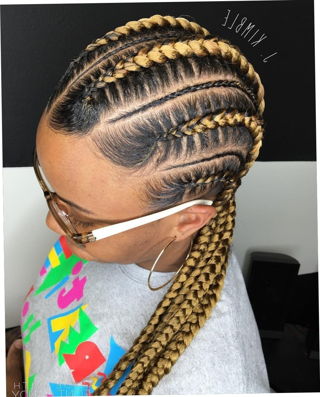 Widely Used Cornrows Hairstyles For Round Faces With Regard To Cornrows Styles For Oval Faces Cornrow Hairstyles For Round Faces (View 15 of 15)