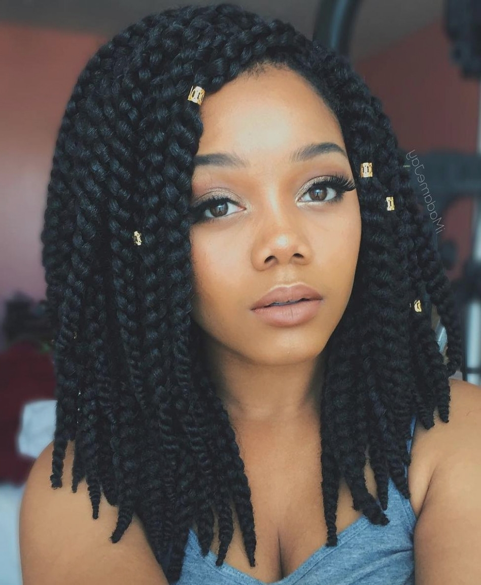 Widely Used Long Braids For Black Hair With Regard To 49 Important Facts That You Should Know About Long Braids (View 2 of 15)