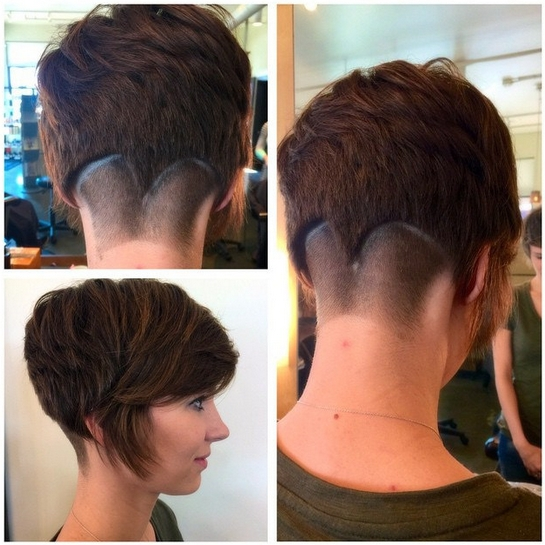 Widely Used Tapered Pixie Haircuts With Long Bangs Throughout 32 Cool Short Hairstyles For Summer – Pretty Designs (View 9 of 15)