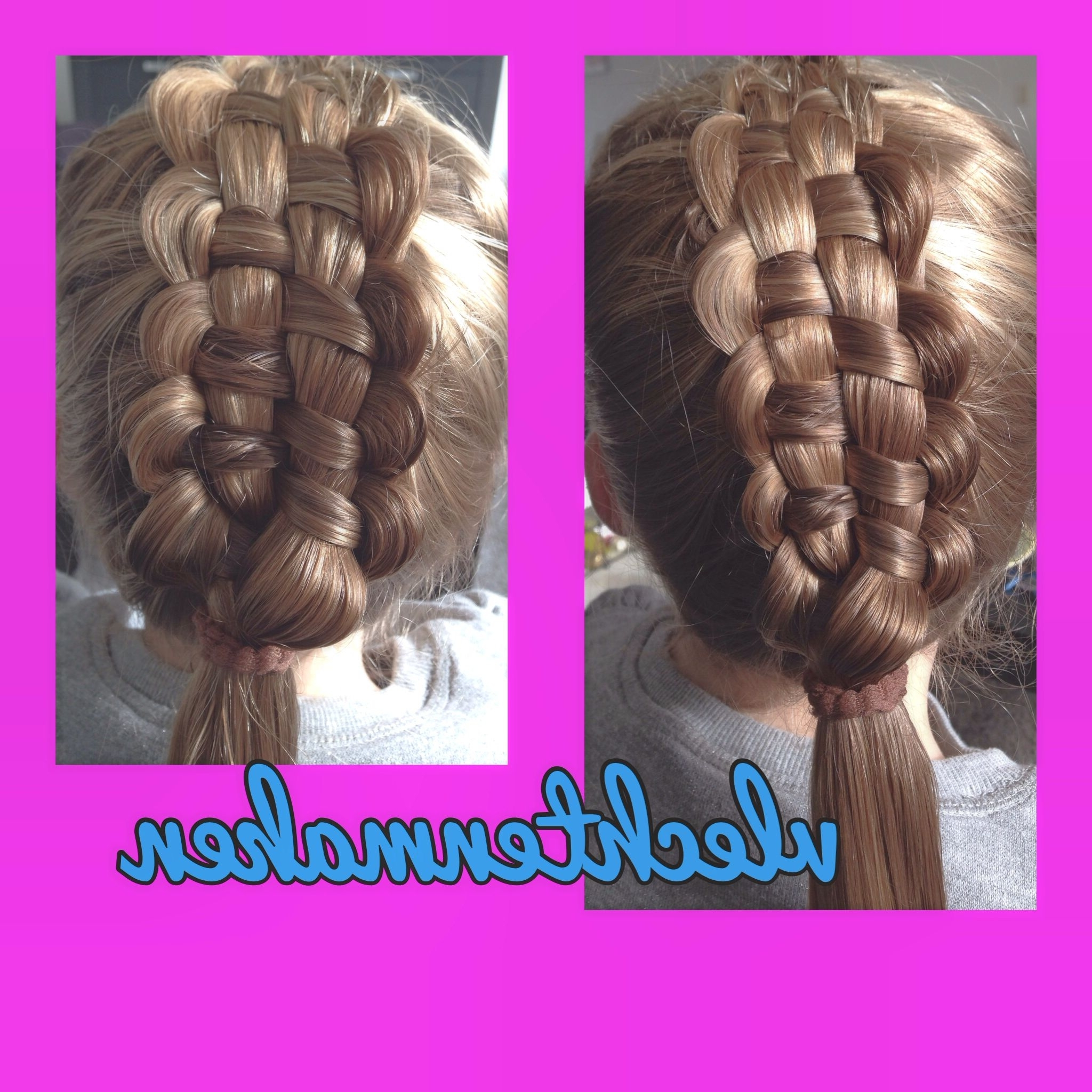 Zipper Braid (Gallery 6 of 15)