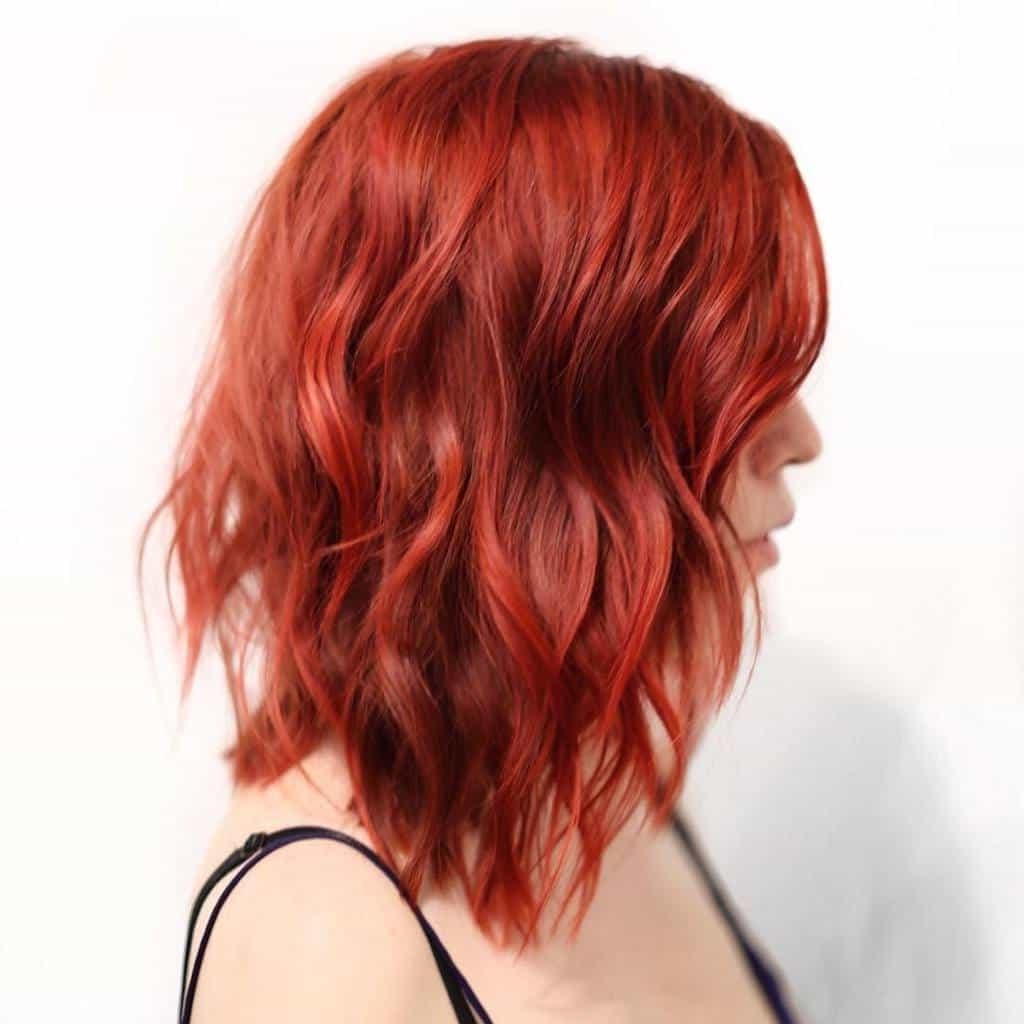10 Ravishing Red Hairstyles For Mesmerizing Green Eyed Girls Regarding Newest Ravishing Red Pixie Hairstyles (View 8 of 20)