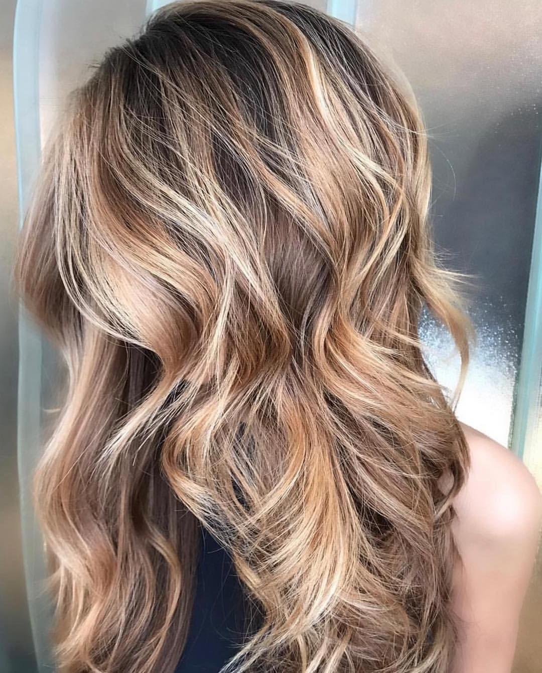 1,000 Likes, 7 Comments – Balayage ? Braids ? Blogger In Most Up To Date Brown Sugar Blonde Hairstyles (View 11 of 20)