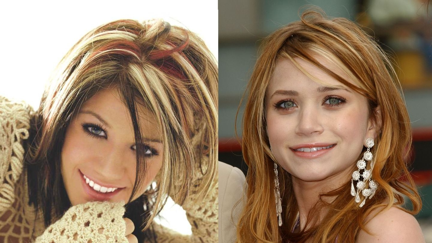 13 Stars Who Inspired Your Streaky Highlights Phase – Mtv Inside Well Liked Contrasting Highlights Blonde Hairstyles (View 1 of 20)