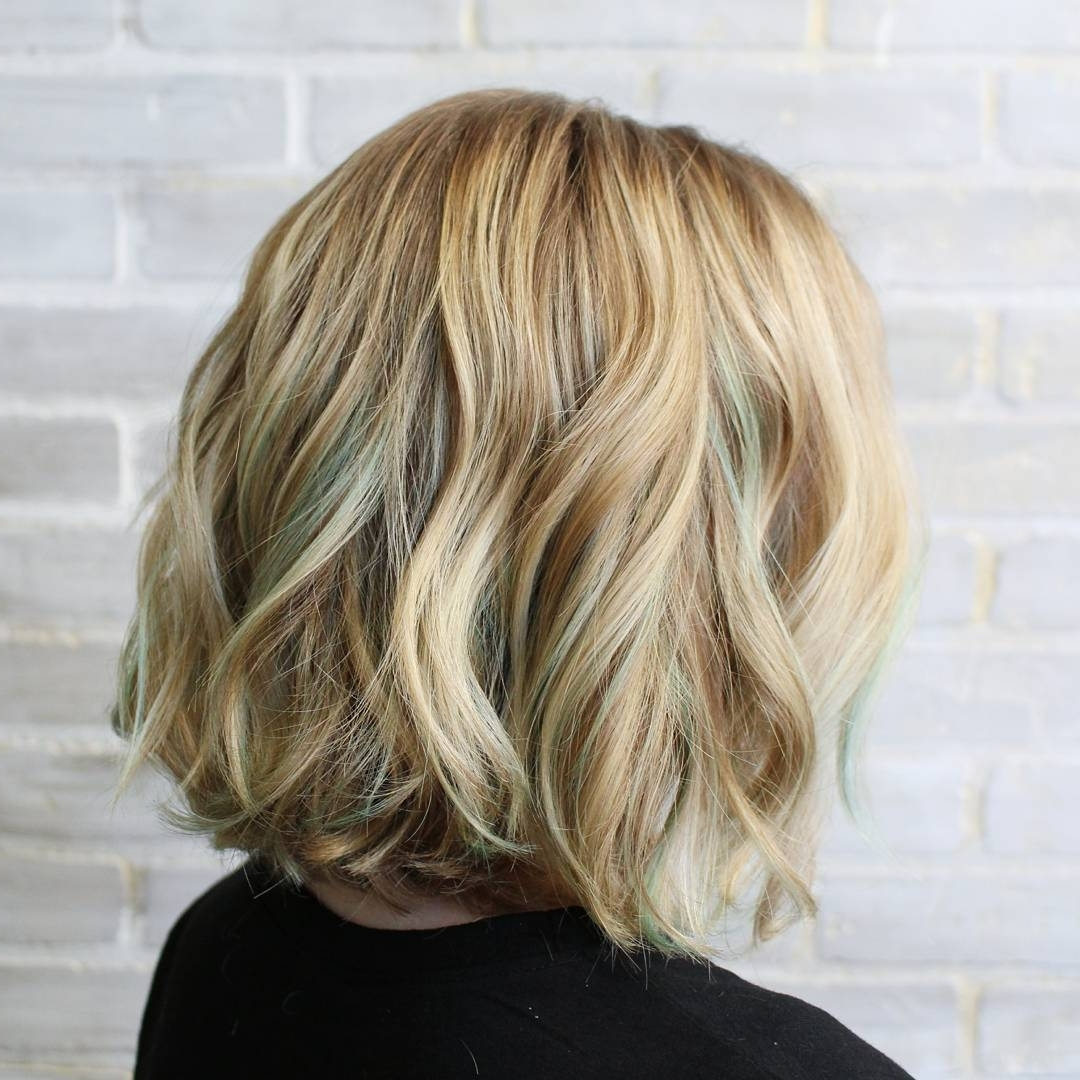 14 Dirty Blonde Hair Color Ideas And Styles With Highlights Pertaining To Well Known Blonde Hairstyles With Platinum Babylights (View 1 of 20)