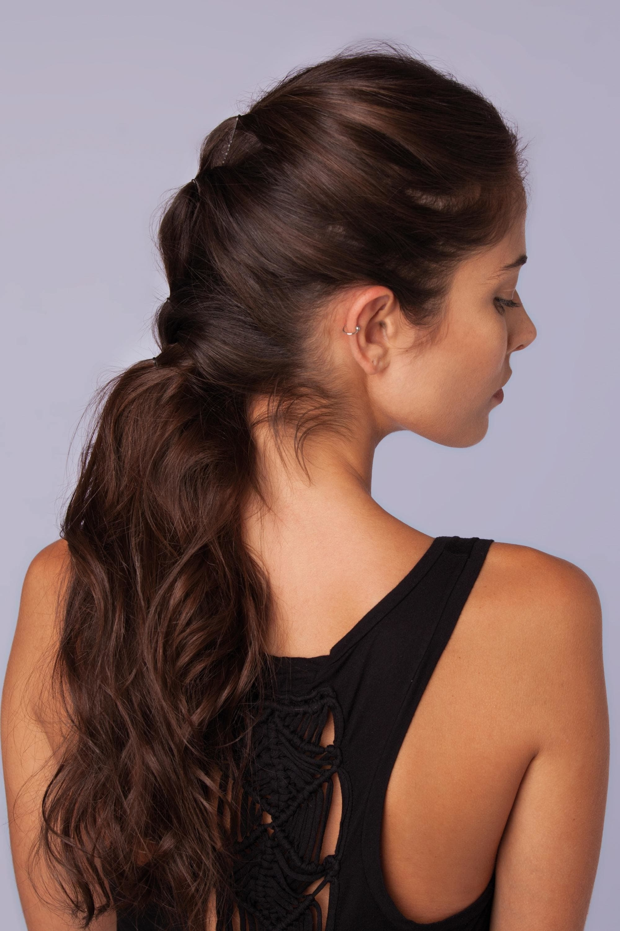 14 Fashionable Vintage Updo Hairstyles For You To Try (2018 Update) Regarding Most Current Punky Ponytail Hairstyles (View 3 of 20)