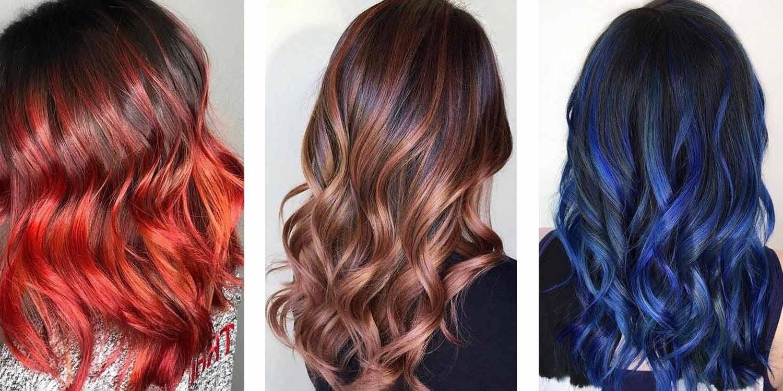 15 Hair Highlight Ideas For Dark Hair (View 15 of 20)