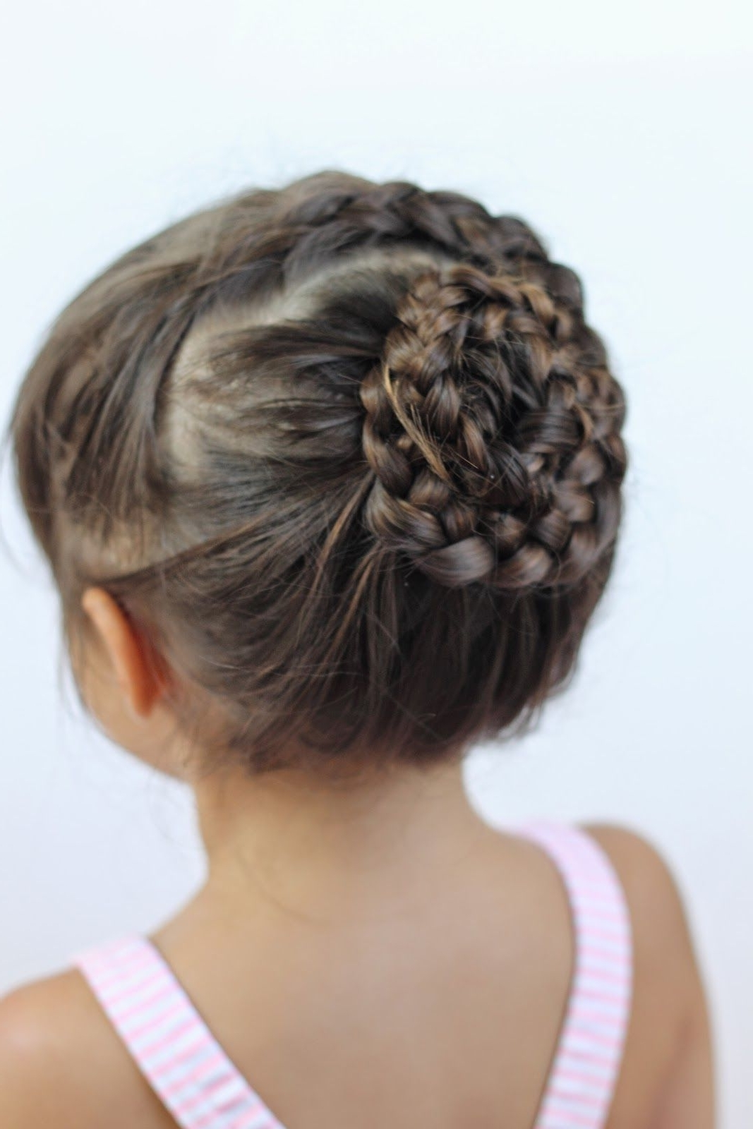 16 Toddler Hair Styles To Mix Up The Pony Tail And Simple Braids With Regard To Best And Newest Dutch Inspired Pony Hairstyles (View 3 of 20)