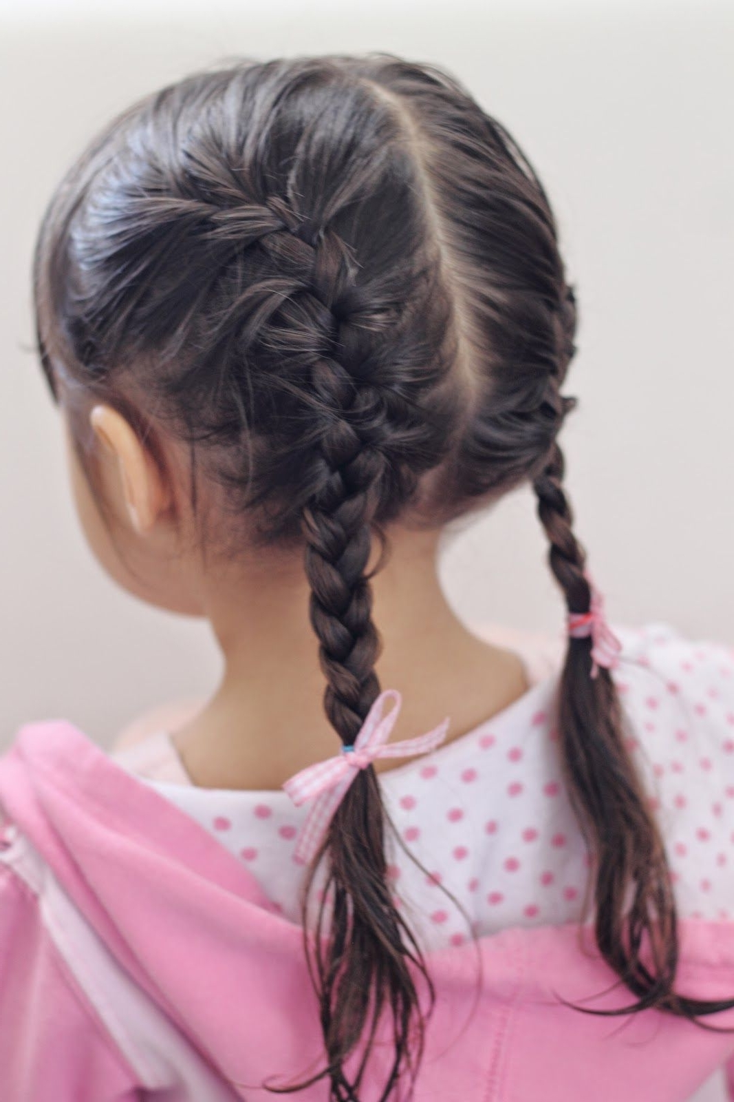 16 Toddler Hair Styles To Mix Up The Pony Tail And Simple Braids With Regard To Widely Used Dutch Inspired Pony Hairstyles (View 4 of 20)