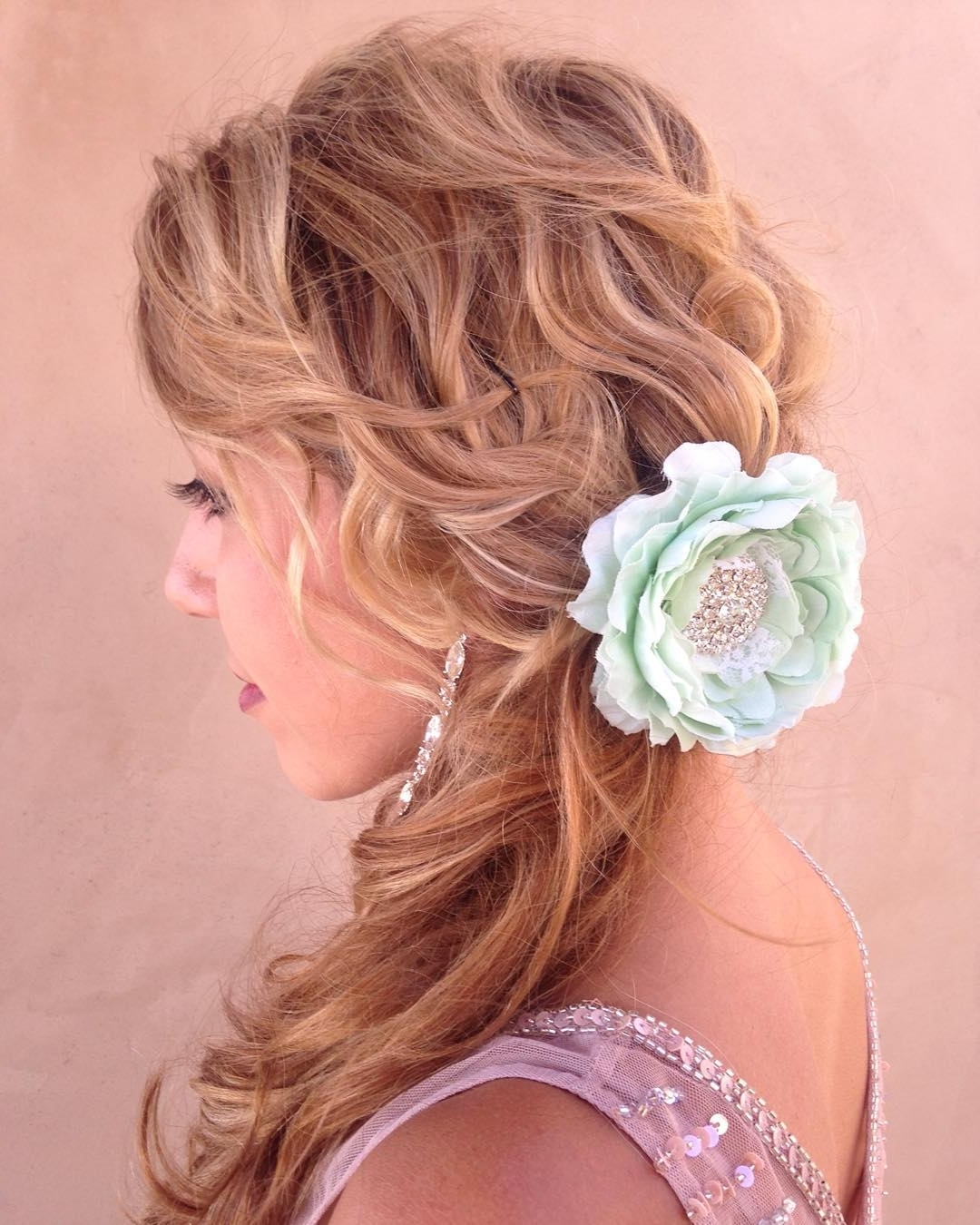 19+ Bridesmaid Hairstyle Designs, Ideas (View 2 of 20)